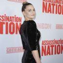 Jennifer Morrison – 'Assassination Nation' Premiere in Los Angeles - 454 x 645