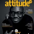 Edward Enninful - Attitude Magazine Cover [United Kingdom] (September 2018)