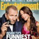 Lea Thompson, Michael J. Fox - Entertainment Weekly Magazine Cover [United States] (October 2010)