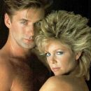 Alec Baldwin and Lisa Hartman