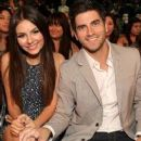 Victoria Justice and Ryan Rottman