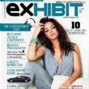 Neetu Chandra - Exhibit Magazine Pictorial [India] (August 2012) - 394 x 550