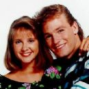 Kellie Martin and Tommy Puett