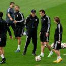 Real Madrid Training November 3, 2014  Estadio Santiago Bernabeu