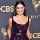 Lea Michele : 69th Annual Primetime Emmy Awards - 400 x 600