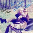 Ursula Andress and Woody Allen
