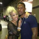 Keyshia Cole and Daniel Gibson - 454 x 605