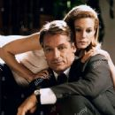 Perry King and Shannon Sturges