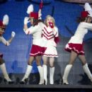 MADONNA PERFORMS AT THE BELL CENTRE IN MONTREAL, CANADA ON AUGUST 30, 2012