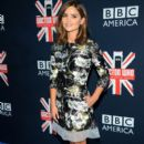 Jenna Coleman wears Christian Dior - 'Doctor Who' World Tour