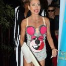 Co-hosts Kelly Ripa & Michael Strahan embarrass themselves and make Miley Cyrus and Robin Thicke actually look good