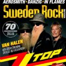 ZZ Top - Sweden Rock Magazine Cover [Sweden] (June 2017)