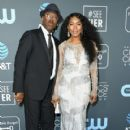 Courtney B.Vance and Angela Bassett At The 24th Annual Critics' Choice Awards (2019) - 420 x 600
