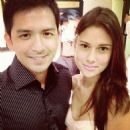 Dennis Trillo and Bianca King