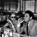 Joan Bennett and Spencer Tracy - 454 x 518