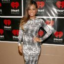 Christina Milian seen arriving to the second day of the IHeart Radio Music Festival held at the MGM Grand Garden Arena, MGM Grand Hotel and Casino Las Vegas