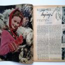 Jeanne Crain - Movies Magazine Pictorial [United States] (March 1945) - 454 x 340