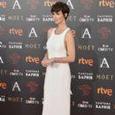 Paz Vega- Goya Cinema Awards 2016