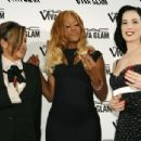 Dita Von Teese - New Viva Glam VI Campaign Launch, September 6