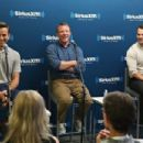 Henry Cavill-August 12, 2015-SiriusXM's Town Hall With Guy Ritchie, Henry Cavill, Armie Hammer And Lionel Wigram