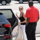 Minka Kelly- June 28, 2016-  Runs Errands in West Hollywood