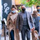 Katie Holmes and Emilio Vitolo – Spotted while out in New York City