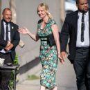 Kirsten Dunst – Visits Jimmy Kimmel Live! in Hollywood - 454 x 604