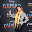 Alicia Machado- 'Dumbo' World Premiere - 400 x 600