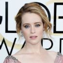 Claire Foy at The 74th Golden Globes Awards (2017) - 454 x 681