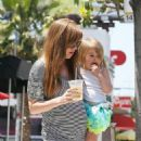 Isla Fisher - At Milk On Beverly Boulevard In LA, 2010-04-06
