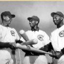 Hank Sauer, Ernie Banks & Monte Irvin
