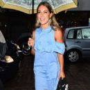 Louise Thompson – Nespresso Launch Party in London - 454 x 689