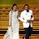 Priyanka Chopra : 69th Annual Primetime Emmy Awards - 452 x 600