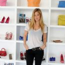 Bar Refaeli attends Opening Showroom Fashion Fever in Melrose Avenue
