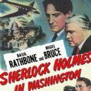 Sherlock Holmes in Washington - 400 x 500