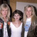 Matt, Gunnar and Tracy Nelson
