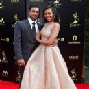 Mishael Morgan – 2018 Daytime Emmy Awards in Pasadena - 454 x 706