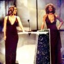 Mariah Carey and Whitney Houston At The MTV Video Music Awards 1998 - 399 x 481