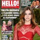 Barbara Palvin - Hello! Magazine Cover [Hungary] (July 2015)