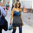 Olivia Culpo – Promotes the new series 'Model Squad' in New York