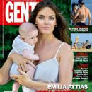Emilia Attías and Gina- Gente Magazine  Argentina 3 January 2017 - 454 x 555