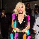 Bebe Rexha – Jeremy Scott Fashion Show in New York