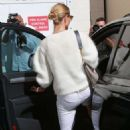 Rosie Huntington Whiteley Shopping In Beverly Hills