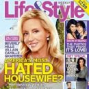 Camille Grammer - Life & Style Magazine Cover [United States] (10 January 2011)