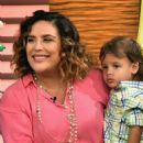 'Un Nuevo Dia' Celebrates Angelica Vale's Son's Birthday - 454 x 569