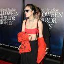 Bella Thorne – 'Halloween Horror Nights' Opening in Los Angeles - 454 x 681