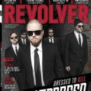 Hatebreed - Revolver Magazine Cover [United States] (June 2016)