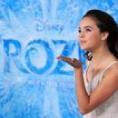 'Frozen' Los Angeles Premiere