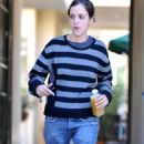 Samantha Ronson: Recovering from Run-In with Car - 454 x 726