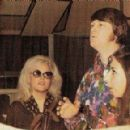 Ginger Blake, Brian Wilson and Marilyn Wilson